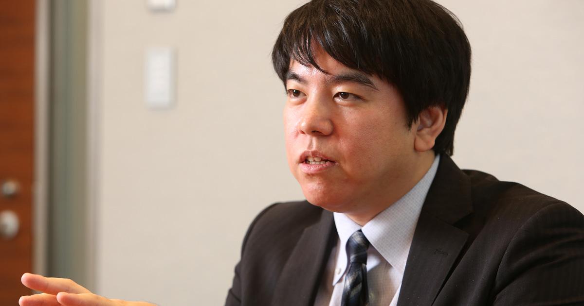 クラウドのリスクマネジメントの考え方は、AI、RPAでも有用だ――KPMG 宮脇篤史氏